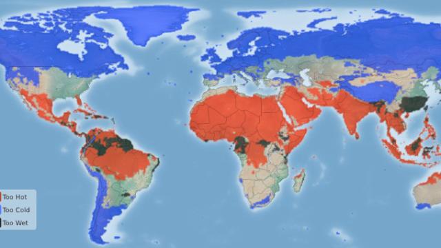 Clima de Vacaciones en el Mundo