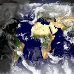 Mapa del Día y la Noche en Tiempo Real