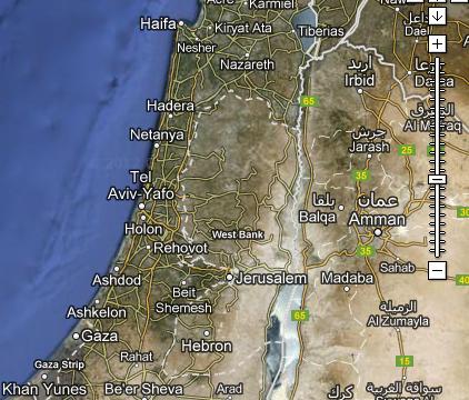 Mapas Basados en los Versos de la Biblia