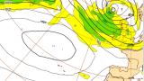 Predicción del tiempo en Europa a tres Días