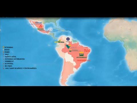Mayores empresas de América Latina