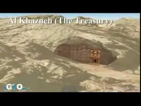 200 ańos del descubrimiento de Petra