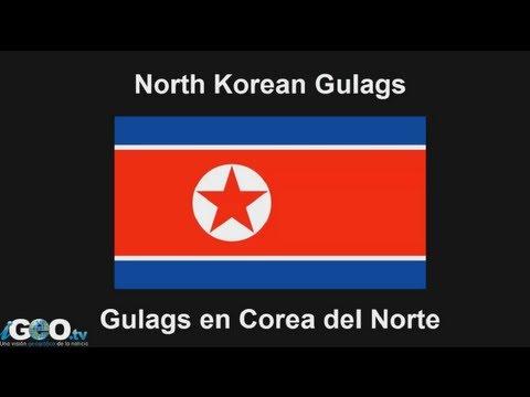 Gulags en Corea del Norte