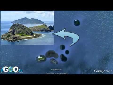Las Islas Senkaku/ Diaoyu. Conflicto territorial entre China y Japón