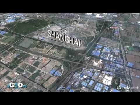 F1 2013 GP Internacional de Shanghai