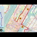 Recorrido del maratón de la ciudad de Nueva York