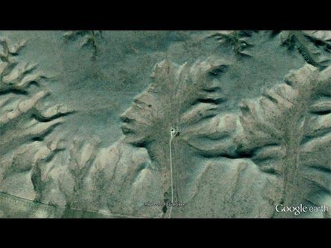 Asombrosas Curiosidades y cosas raras en Google Earth, con sus coordenadas