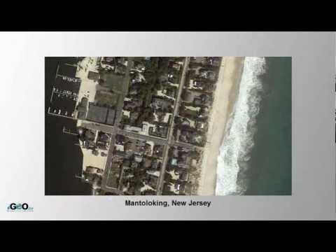 Efectos del huracán Sandy