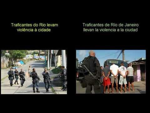 Asesinatos favela Chatuba Rio de Janeiro