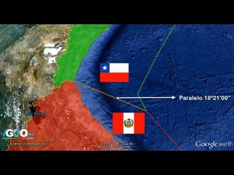 Conflicto fronterizo entre Chile y Perú- Actualización, resolución Tribunal de la Haya Enero 2014