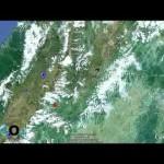 Seismo en Colombia
