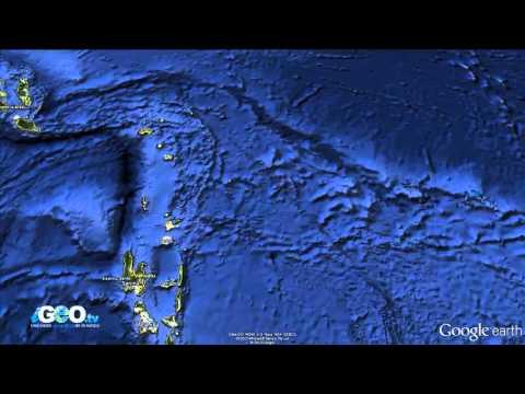 Tsunami en las Islas Salomon