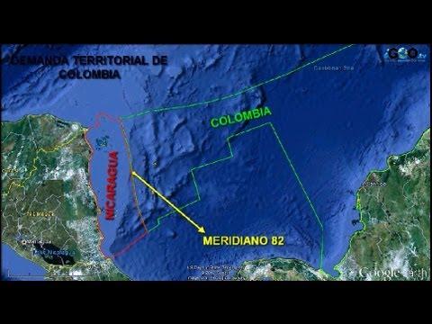 Conflicto Nicaragua y Colombia – Resolución Tribunal de La Haya sobre aguas territoriales