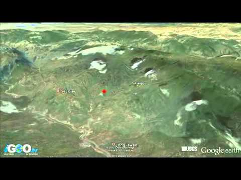 Un terremoto de magnitud 5.6 golpea Yiliang, China