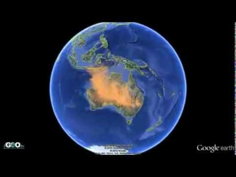 Temperaturas que queman Incendios forestales en Australia