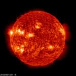 Imágenes del Sol en Tiempo Real