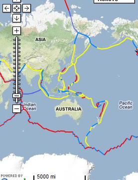 Erupciones volcánicas en la última semana