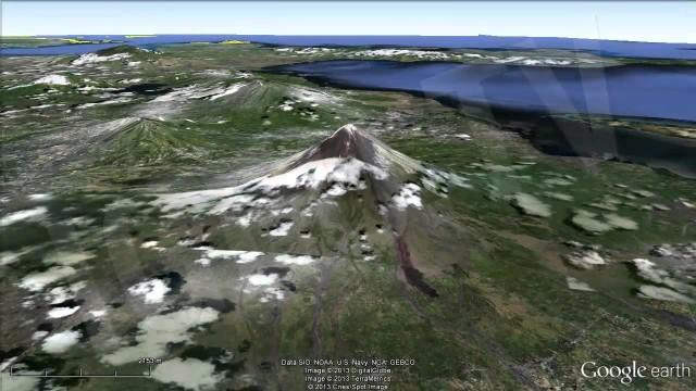 Volcán Mayon, explosión mortal 7 Mayo 2013