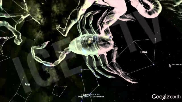 El universo: constelaciones