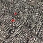 Dos coches bomba matan al menos a 45 personas en Damasco