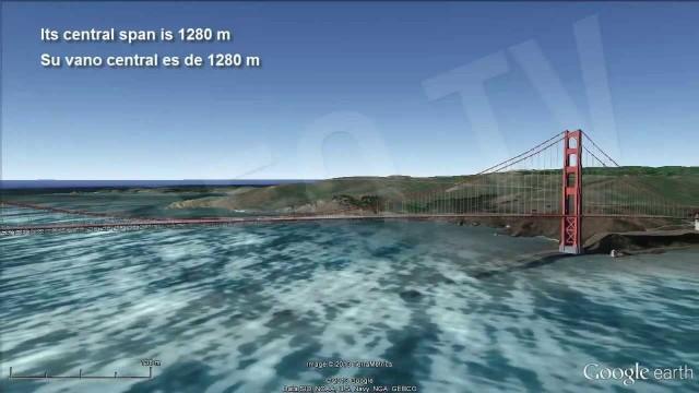 Los Puentes Colgantes más largos del mundo (II)