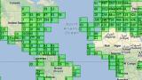 Tráfico Marítimo en Tiempo Real