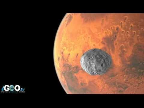 Lunas de Marte IGEO.TV