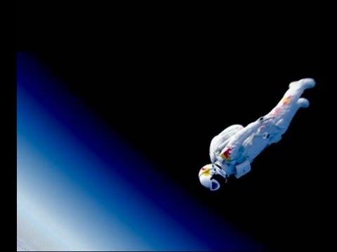 Salto desde la estratosfera de Felix Baumgartner