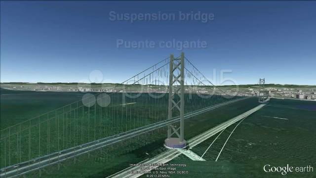 Puente Colgante – Footage