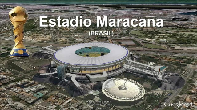 Estadio Maracaná – Footage