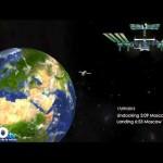Aterrizaje de Soyuz TMA-04M