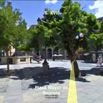 Plazas más bonitas de España