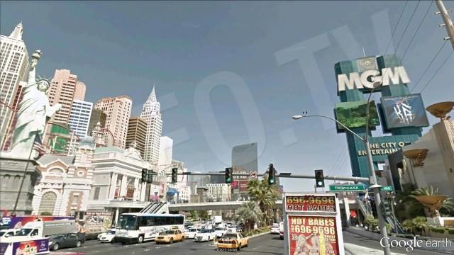 """Ciudad de Las Vegas, la """"Ciudad del Pecado"""""""