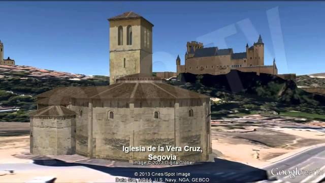 Caballeros Templarios en España, los enclaves de la Orden