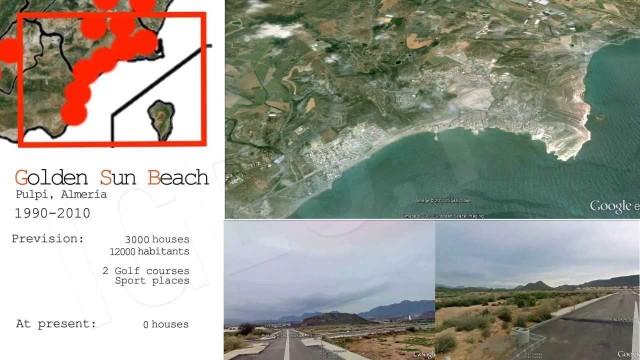 Burbuja inmobiliaria en España: el desierto inmobiliario