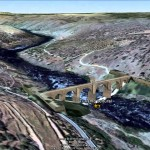 Principales embalses de Extremadura. Parte 1ª