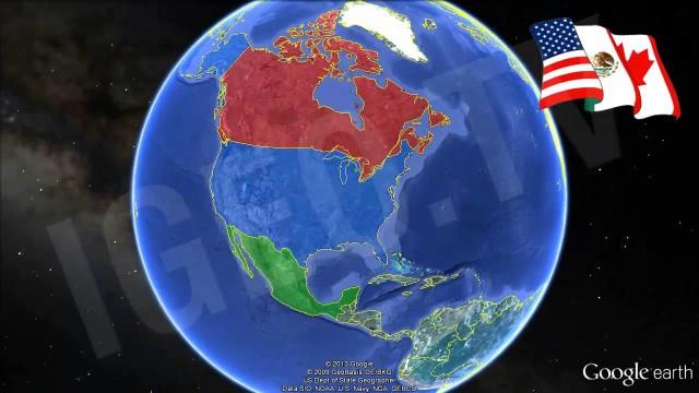Alianzas Comerciales NAFTA