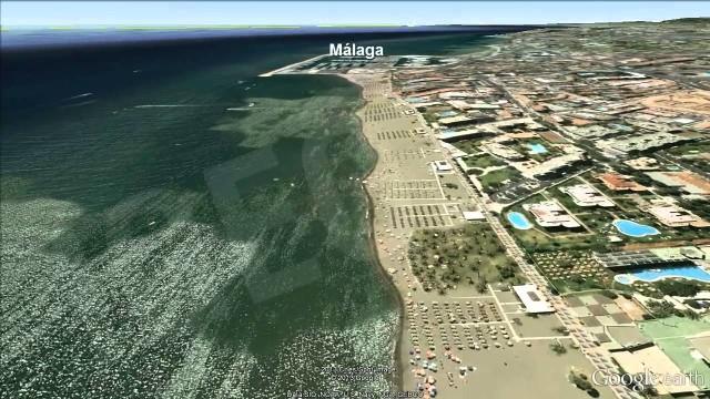 Paseos Marítimos o malecones de España ( I )