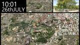 JMJ Rio 2013 Papa Francisco – Recorrido y ubicaciones