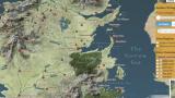 Mapa interactivo de Westeros – Juego de Tronos