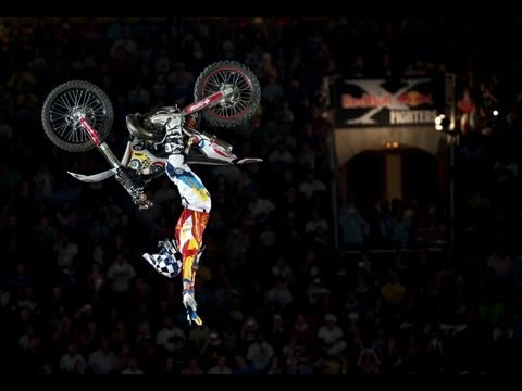 Red Bull X-Fighters – Footage