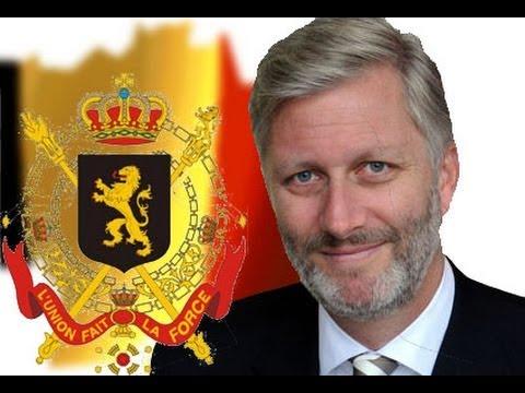Coronación Felipe de Bélgica – Footage