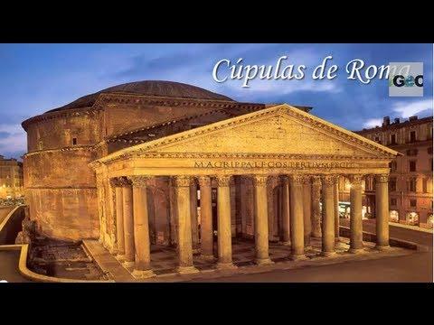 Cúpulas de Roma – Arquitectura