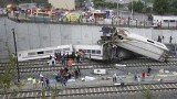 Accidente de tren en Santiago, 24 de julio de 2013