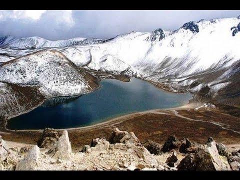 Áreas protegidas de México : Montañas, fauna y flora