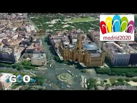 Ciudades candidatura olímpica de 2020