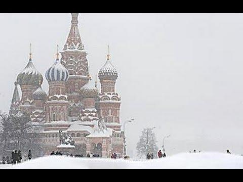 Moscú: Mega – ciudad Más Septentrional de la Tierra