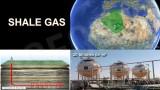 Potencias de petróleo y gas esquisto, mapa energético mundial