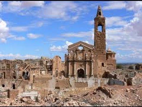 Diez Lugares y Ciudades Abandonadas Más Raras del Mundo
