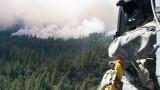 Incendio en Yosemite, Califormia 2013